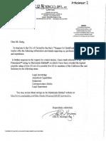 Glen r. Mozingo, Esq. Rfq Responses & Cv 07-11-17