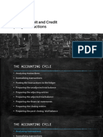 Module 3 - Journalizing Transactions