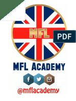 MFL Academy - Actividades Vacacionales
