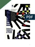 Distribución Espacial de La Población y Modelos Demográficos Regionales - Julio Vinuesa (UAM)
