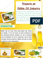 Projects on Edible Oil Industry (Non-Edible Oils, Fats, Vegetable Fats and Oils, Corn Oil, Cooking Oils, Rice Bran Oil, Castor Oil, Sesame Oil, Linseed Oil, Vanaspati Ghee, Mahuwa Oil, Turkey Red Oil, Eucalyptus Oil, Coconut Oil from Copra, Black Pepper Oil, Edible Corn Oil, Light Liquid Paraffin Oil, Neem Oil, Chili Oil, Olive Oil)