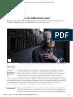 """Zygmunt Bauman_ """"Las Redes Sociales Son Una Trampa"""" _ Babelia _ EL PAÍS"""