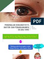 Pengenalan Konjungtivitis Bakteri Dan Penanganannya Secara Tepat_Theresia_112015310