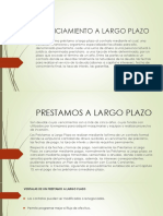 Diapositiva _ Financiamiento a Largo Plazo