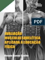 Avaliacao Musculoesqueletica Aplicada a Educacao Fisica