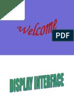 Disp 7 Interface