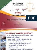 1 Semana Historia y Evolucion de La Aduana en El Peru