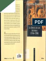 Bartolome Bennassar -La España de los Austrias.pdf