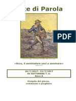 Sete di Parola - XV settimana T.O. - Anno A.doc