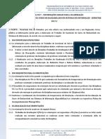 Edital Prazos e Procedimentos 0902 1605