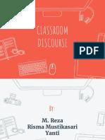 Classroom Discourse Ppt (1)