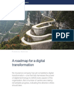 A Roadmap for a Digital Transformation