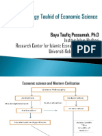 Epistemology Tauhid of Economic Science