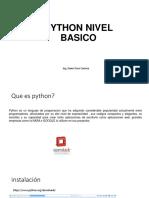 01 Python Nivel Basico
