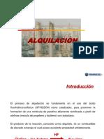 5.- ALQUILACION