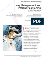 Anesthesiology News Guide 2011 - Positioning
