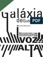 A Galáxia de Gutenberg