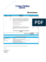 Servidor Lenovo de Torre System x3500 M5 19-05-17.Xlsx