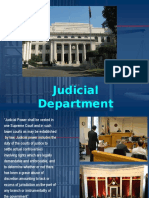 15 Judicial Department