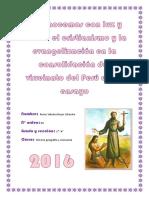 El Cristianismo y La Evangelización en La Consolidación Del Virreinato Del Perú en Un Ensayo