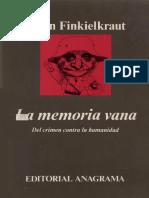 333772489-Finkielkraut-Alain-La-Memoria-Vana-Del-Crimen-Contra-La-Humanidad.pdf