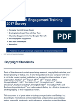 Manager Post Survey Training Handout