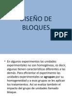 Diseño de Bloques (1)