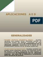APLIC. A E D