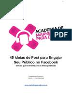 Amd - 45 Ideias de Post Para Facebook - Freedownload (2)