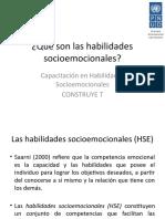 6. Qué son las HSE
