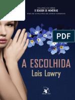 A Escolhida (Lois Lowry)