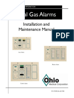 255098 Medical Gas Alarms Manual Rev8