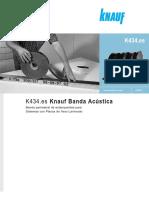FT Banda Acustica Knauf