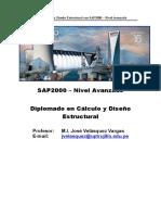 SAP2000 Avanzado