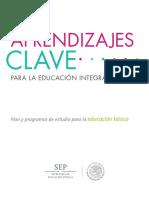 Aprendizajes Clave Para La Educacion Integral