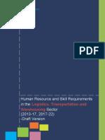 KPMG Report on Logistics Transportation and Warehousing (2013-2017 2017-2022)