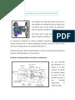 Caudalímetros de Turbina Para La Industria de Proceso