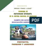 Proyecto Parques y Jardines 2016 - 2017. (2) (1)