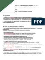 Resumão Do Corujão - Anato_P1 - 2) Ossos Do m. Superior