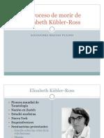 El Proceso de Morir -Elisabeth Kubler-Ross