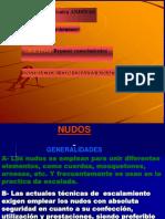Nudos y Arneses 2007