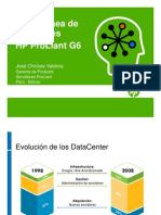 Microsoft Power Point - Proliant g6 Intel