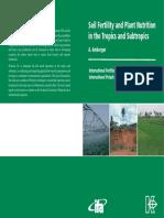 2006 Ifa Ipi Soil Fertility