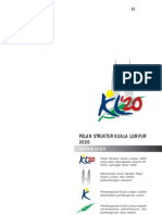 Pelan Struktur KL 2020