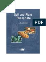 Soil & Plant Phosphate