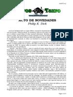 Dick, Philip K. - Acto de novedades.doc