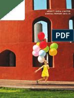 Abbot India Annual Report 14-15