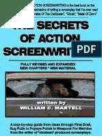 Secrets Of Action Screenwriting, The - William C. Martell.epub