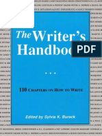 Writer's Handbook, The - Sylvia K. Burack.epub