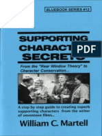 Supporting Character Secrets (Screenwrit - Martell, William C_.epub